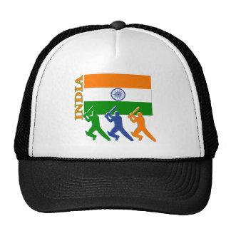 Cricket India Trucker Hat