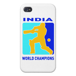 cricket india world champions iPhone 4/4S cases