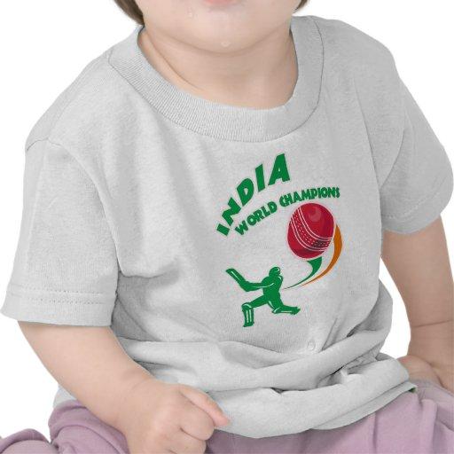 cricket india world champions shirt