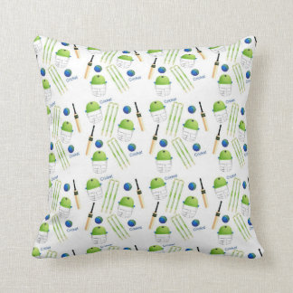 Cricket.jpg Throw Pillow