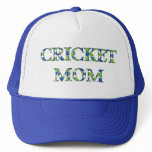 Cricket Mom Tees and Gifts - Great Gift Idea Trucker Hat