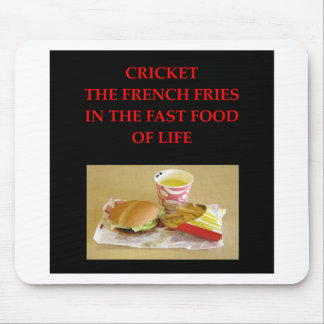 CRICKET MOUSE PAD