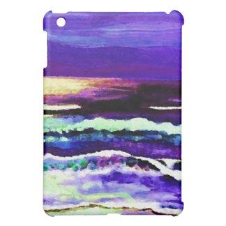 """Cricket Night Sea"" CricketDiane Ocean Art iPad Mini Covers"