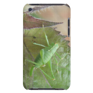 Cricket on a Leaf  iPod Touch Case-Mate Case