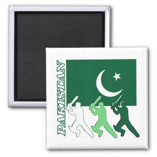 Cricket Pakistan Magnet