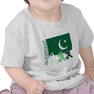 Cricket Pakistan Tshirts