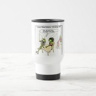 Cricket Pick-Up Lines Funny Travel Mug