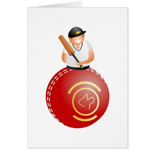 Cricket Player Card