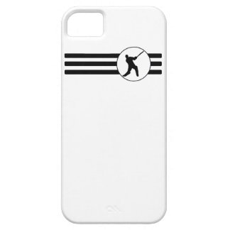 Cricket Player Stripes iPhone 5 Cover