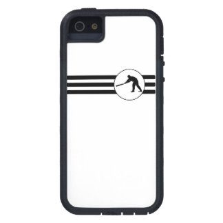 Cricket Player Stripes Cover For iPhone 5