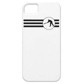Cricket Player Stripes iPhone 5 Covers