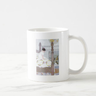 Cricket Serenade Girl in Bedroom Coffee Mug