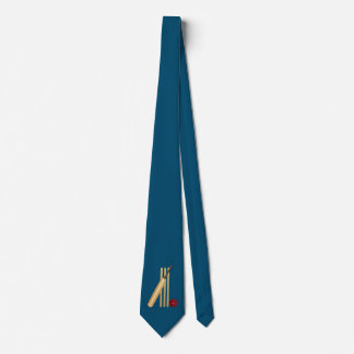 Cricket Sport Tie