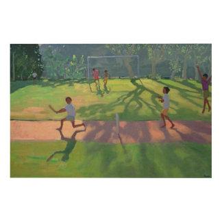 Cricket Sri lanka 1998 Wood Print