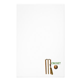 Cricket Stationery Paper