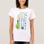 Cricket Tees and Gifts - Personalize
