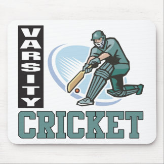Cricket University Mouse Pad