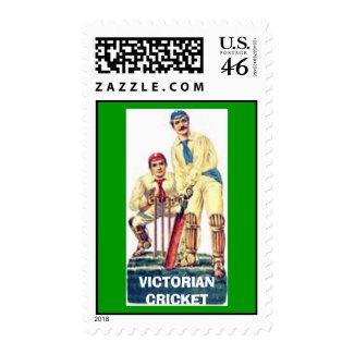 Cricket, VICTORIANCRICKET stamp