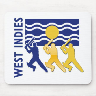 Cricket West Indies Mouse Pad
