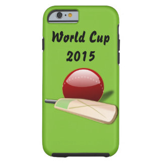 Cricket World Cup 2015 I Phone 6 Case