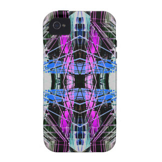 CricketDiane Art and Design - Extreme Designs NYC Vibe iPhone 4 Case