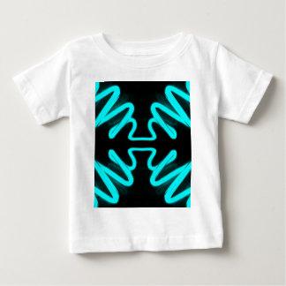 CricketDiane Art & Design Neon Turquoise Baby T-Shirt