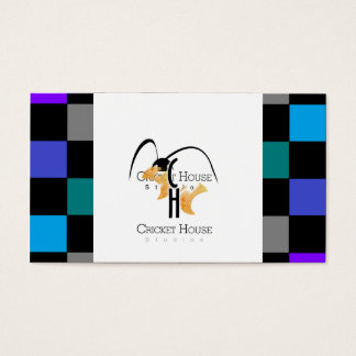 CricketDiane Cricket House Studios Business Card