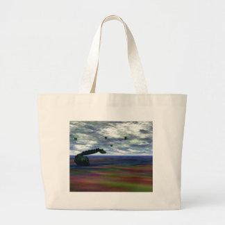 CricketDiane Dragon Art Canvas Bags