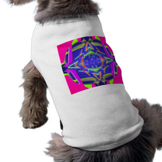 CricketDiane Extreme Designs Extreme Geometry Doggie T Shirt