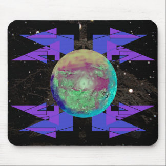 CricketDiane Extreme Designs Extreme Geometry Mouse Pad
