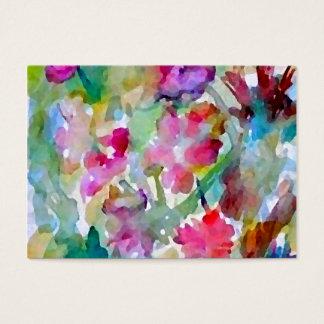 CricketDiane Flower Garden Business Card