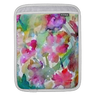 CricketDiane Flower Garden iPad Sleeves