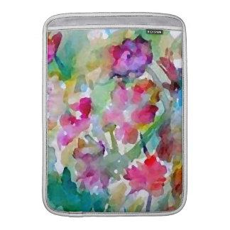 CricketDiane Flower Garden Sleeve For MacBook Air