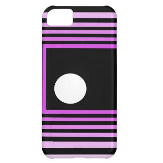 cricketdiane grey square strange funk iPhone 5C case