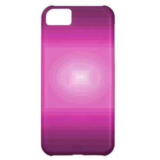 cricketdiane hot pink square immersed in pink iPhone 5C case