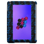 CricketDiane iPad Case Blue and Purple