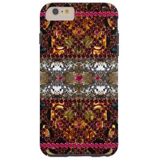 CricketDiane Jewel Trellis Goth Steampunk Princess Tough iPhone 6 Plus Case