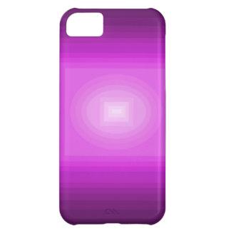 cricketdiane magenta square immersed in magenta iPhone 5C case