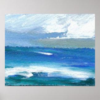 CricketDiane Ocean Poster - Charisma