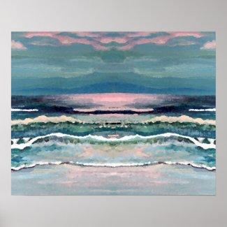 CricketDiane Ocean Poster - Cricket's Ocean 3