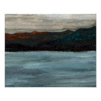 CricketDiane Ocean Poster - Hidden Cove