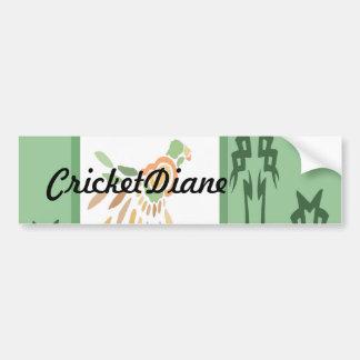 CricketDiane Palm Trees Bird Bumper Sticker