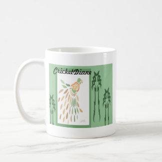 CricketDiane Palm Trees & Bird Classic White Coffee Mug