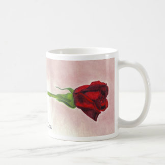 CricketDiane Red Elegant Rose Mugs