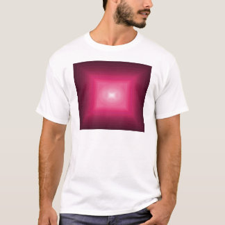 cricketdiane red pink square - 9-9z-9m - 2.png T-Shirt