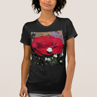 CricketDiane Red Rose and Silk Flowers Shirts