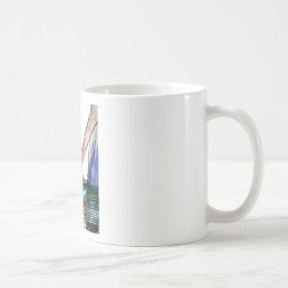 CricketDiane Sailboat Abstract 1 Sailing Coffee Mug