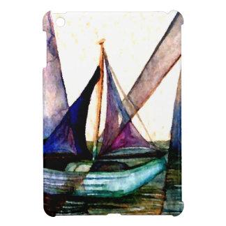 CricketDiane Sailboat Abstract 1 Sailing Case For The iPad Mini