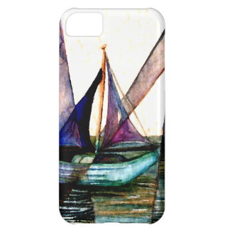 CricketDiane Sailboat Abstract 1 Sailing iPhone 5C Cover