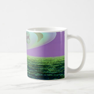 CricketDiane SciFi Art Strange Land World Birth Mug